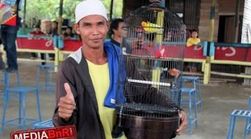Jamila milik Syam Mendominasi