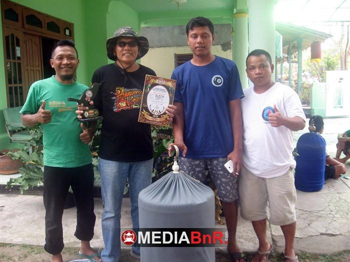 Material, Jangkar, Sapu Jagat dan Petir Hiasi Daftar Juara Spesialan KMS