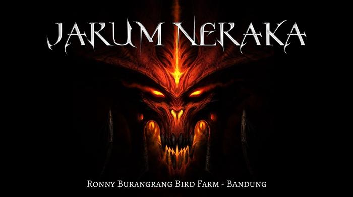 Jarum Neraka - Bandung