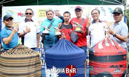 Ketu, Jendral & Kapal Keruk, Sukses Rebut Juara Dikelas Utama Lantamal III