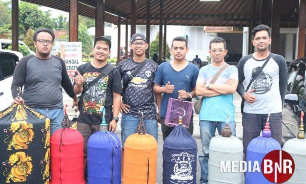 Duta Kapolres Cup Kebumen Tampil Cemerlang, AB SF dan Perwira BC Rebut Juara Umum, Mr. Kamto WK Eksis di Kelas Utama