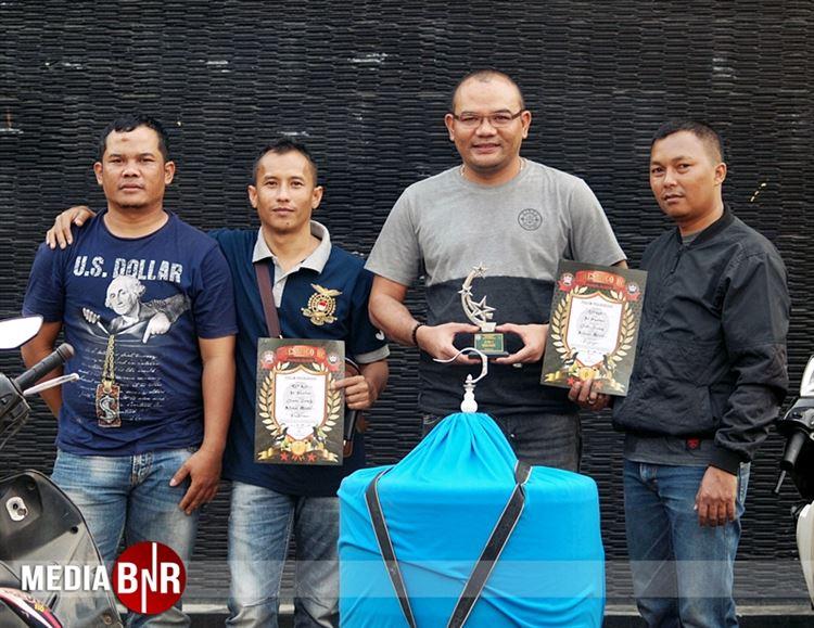 JETLI Jawara Kelas Utama, OTAK Double Winner