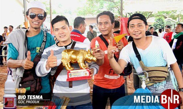 Dakkar & Kikibo Borong Juara, Kapal Keruk Sukses Bawa Pulang Prestasi Manis Dikelas BOB Murai