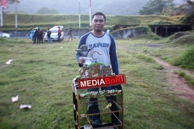 Giliran Kapolres Cup Banjar 2017, Jarum Jam Rebut Terbaik