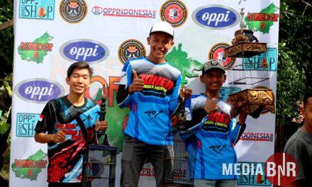 Enggang BC Dan Joker SF Juara Umum Di Borneo Cup IV