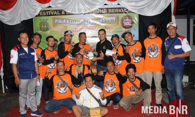 Tarung Sengit Jawara Piala Kajari Temanggung, Kapal Oleng SF & Dt. Dream Sengon Terbaik
