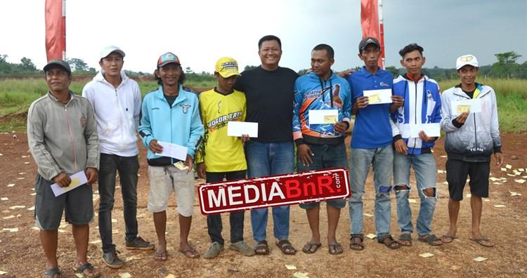 Juara 20 besar anniversary PMTI pengcab Kota Bogor.