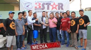 Juara Bird Club diraih oleh Dt. Piala Raja
