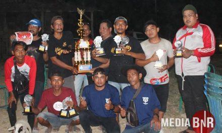 Konslet, Misterius & Sarjana Muda, Berokan Burak, Gebrak di Kuwu Cup I Sumbon