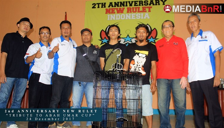 """2nd Anniversary New Rulet Sukses Gelar """"Tribute To Abah Umar Cup"""""""