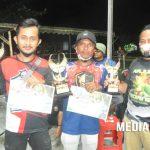 Sabet Juara Perorangan Plus 3 Burung Terbaik