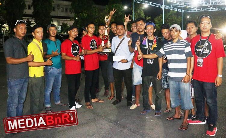 Juara SF Direbut CR 84 Bandung