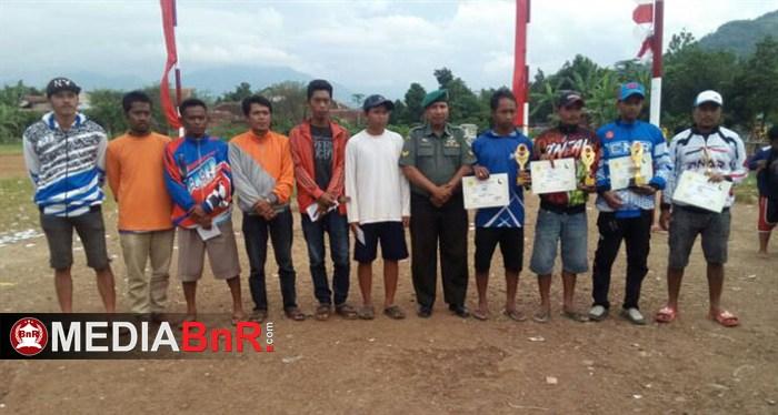 Juara Sepuluh besar Liga Vitarest Bandung Selatan.