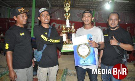 Sabet Juara Perorangan Plus MB Terbaik