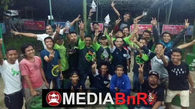 Sukses Gelar BnR Karawang Cup & 1st Anniversary Boomerang