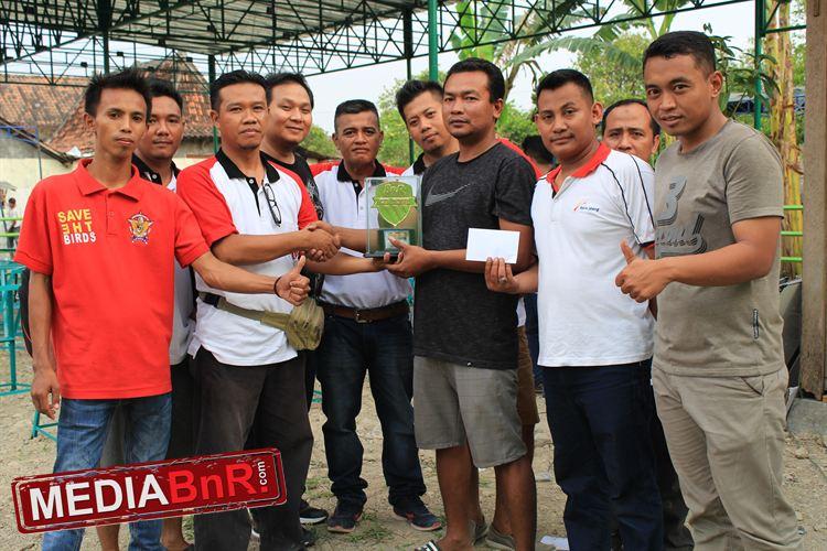 Juara umum Single Fighter disabet oleh SQ-23 SF Semarang