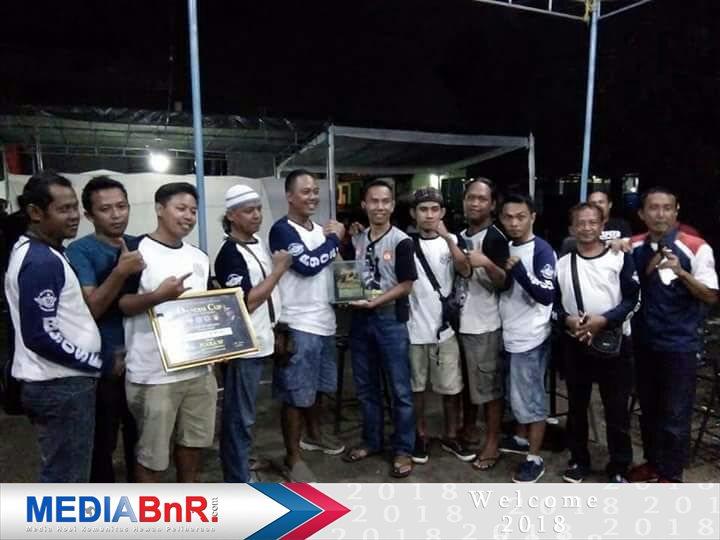Juara umum di Dandim Jogyakarta