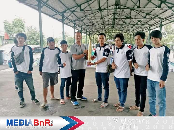 Juara umum di Piala Arhanud Tangerang