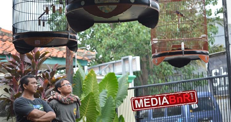 Julio Diharja dan dr. Endang terus pantau perkembangan jagoan Paloka.