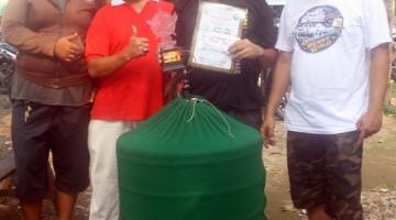 Jum Dan Picis sukses di Muray batu  bersama Jugala