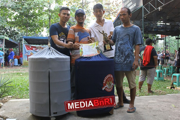 Junior Tetap Tangguh – Singo Bintang Tamunya