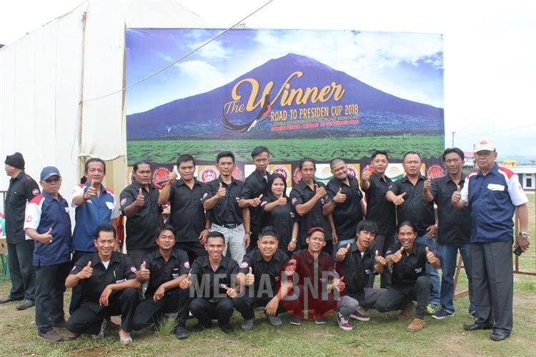 Diklat Juri BnR Angkatan 40 Sungai Penuh