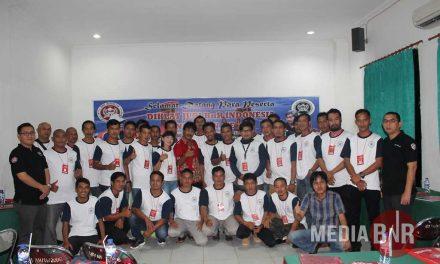 Penutupan Diklat Juri BnR Angkatan 43 Palembang