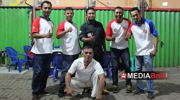 Juri BnR Indonesia Kalimantan Barat