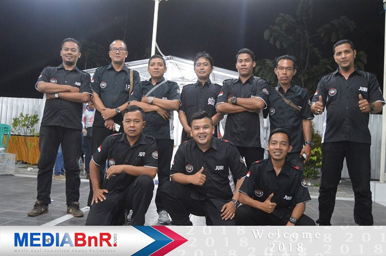 Juri BnR Indonesia tetap solid