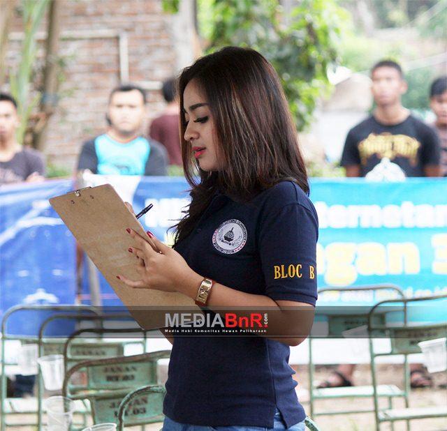 Juri Cantik Bird Lover Community Borobudur