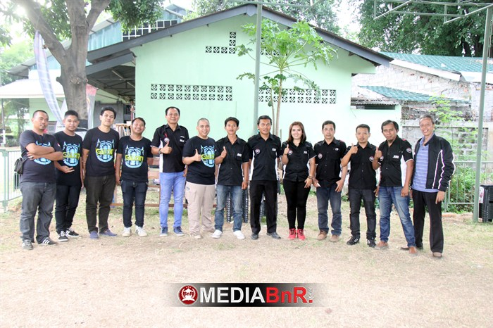 Juri JBI dan Panitia berfoto bersama di Gelaran Predana BnR Zeni