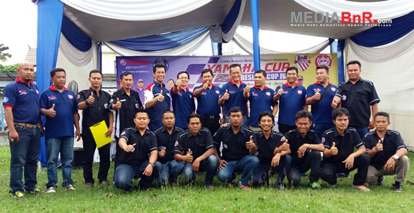 Galeri Yamaha CUP Road To Presiden Cup IV – Jambi