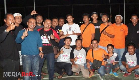 KAMI BC Suport Duta Soeharto Cup Raih Juara BC di Launching BnR Boyolali