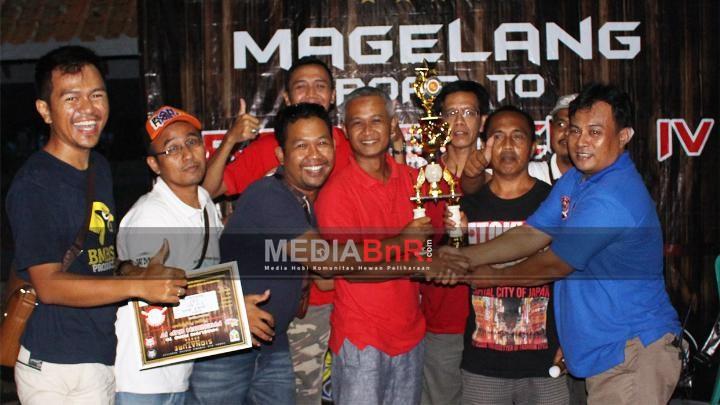 Kusumo Quattrick; Najun, Sparta, & Viper Double Winner