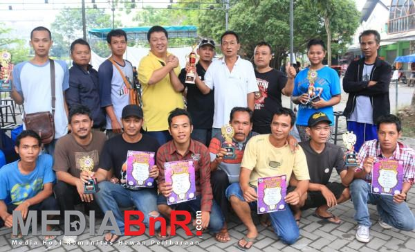 Najun, RS & Golden Rex Tampil Ngejoss, ERG SF & Kami BC Raih Juara Umum