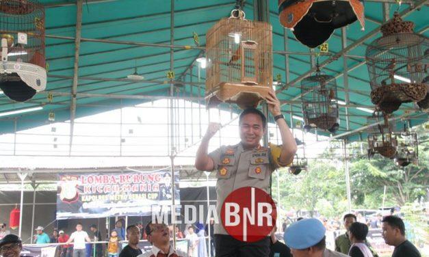 Kapolres Metro Bekasi Cup 1 – Berlangsung Meriah, Edan Eling dan Sentosa Team Juara Umum, CH Pilak Sabet Juara di Kelas Utama