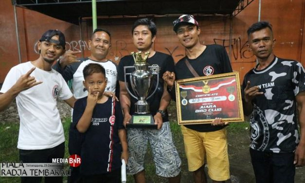 KAW Team Masih Memimpin, A Bond Juara SF, Mekar Karya, Putra Sirip, Mr. Faizz Point Mutlak