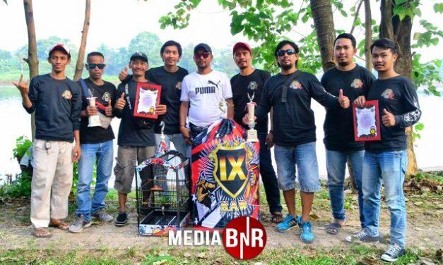 Raja Tembak KAW Team Juara VIP Class, Silver King Nyaris Double Winner