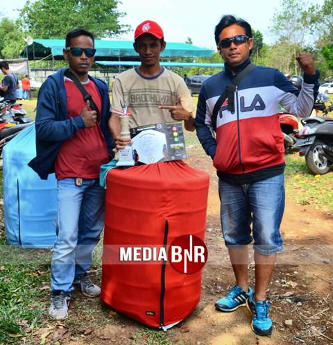 Pasca Mabung, Dewa Sakti KAW Team Langsung Moncer