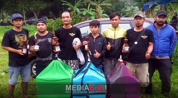 Batara Tebar Ancaman, KCC Raih Juara BOB Kenari