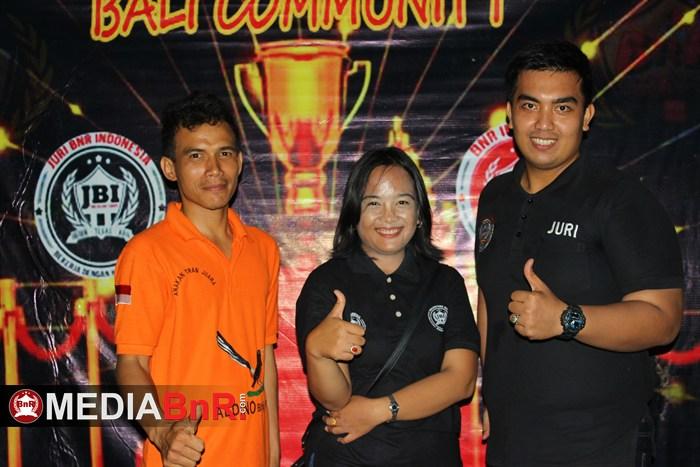 Gebyar JBI Bali Community : Kenari Sinden Hattrick