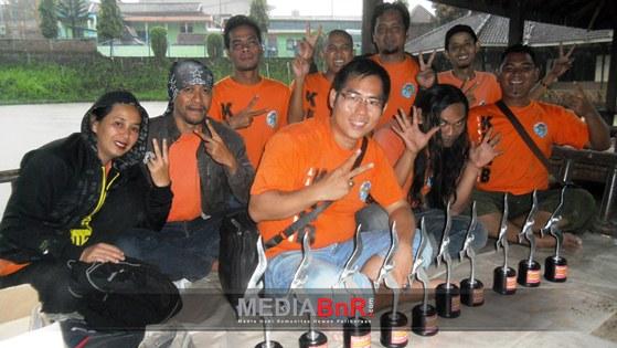 KKLB Nyaris Sapu Bersih, Rubicon Tebar Ancaman