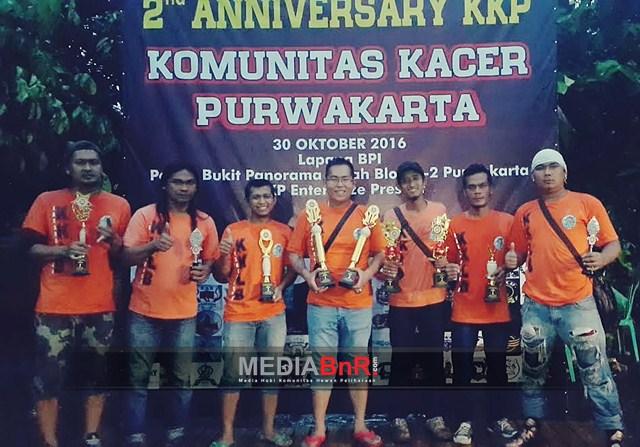 KKLB Mendominasi Lomba 2nd Anniversary KKP Purwakarta