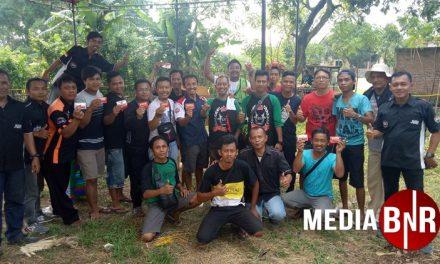 Racing Tampil Edan Cetak Hattrick, 450 Peserta Launching KSBF Enterprise Tumplek