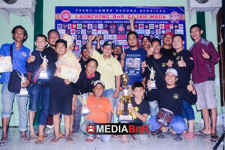 KPBC raih juara umum BC