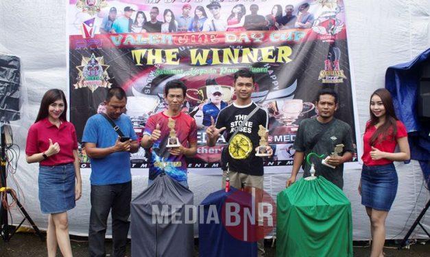 BnR Palembang Gelar Valentine Day Cup