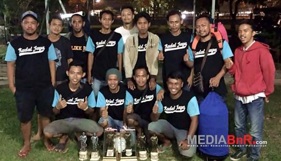 Murai Dahlia Bawa Kadal Jaya Rebut Juara Umum Piala Danrem 2 Cirebon