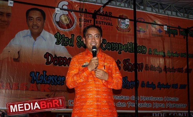 Kadis Kelautan, Perikanan, Pertanian dan Peternakan (DKP3) Abdul Rahman Bando
