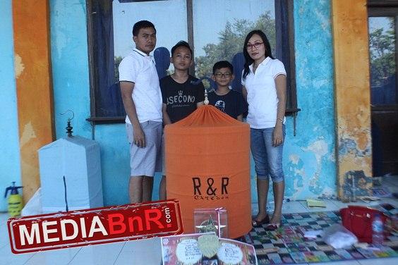 Kaisar andalan Eddy Caraka dari Cirebon raih terbaik di murai batu dengan mencetak double winner