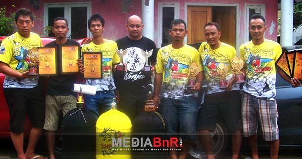 Memanas di LB, Asih dan Kumut Is The Best, Kananga LB Holik Borong Juara